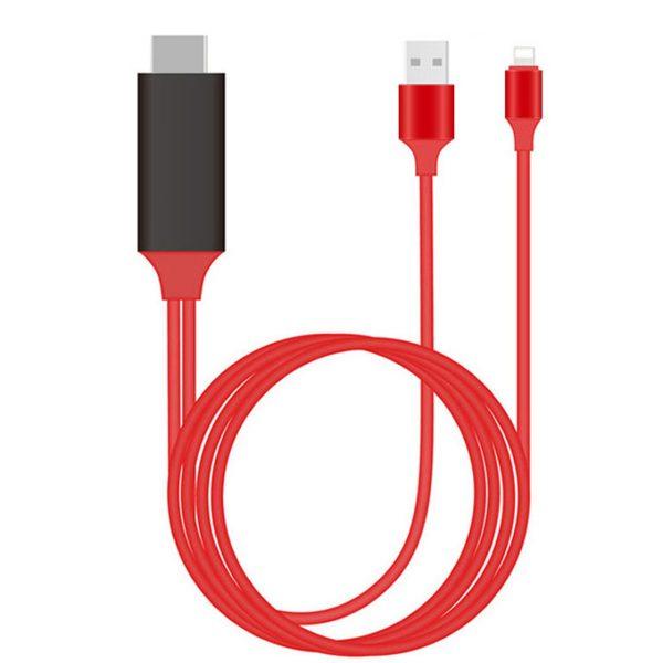cáp lightning ddo loại tốt - kết nối iphone, ipad với tivi, máy chiếu