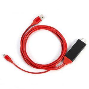 cáp lightning ddo loại tốt - kết nối iphone, ipad với tivi, máy chiếu - hình 02