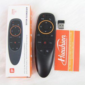 air mouse a2f – chuột bay tìm kiếm bằng giọng nói cho android tv box