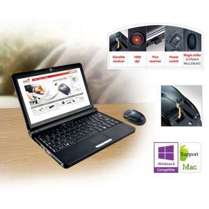 chuột không dây genius ns-6000 chính hãng, giá tốt - hình 03