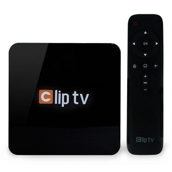 clip tv box - hộp truyền hình internet thông minh