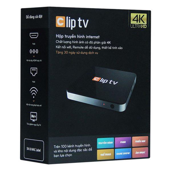 clip tv box - hộp truyền hình internet thông minh chính hãng - hình 05