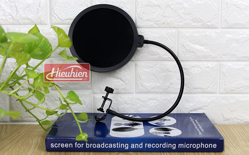 combo mic takstar pc k200 và sound card xox k10x 2018 - màn lọc