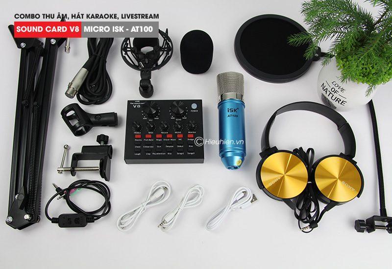 Hướng dẫn lắp đặt bộ mic livestream facebook từ a-z
