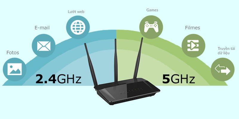 d-link dir-809 - router wifi 2 băng tần không dây ac750 chính hãng, giá tốt - hình 02