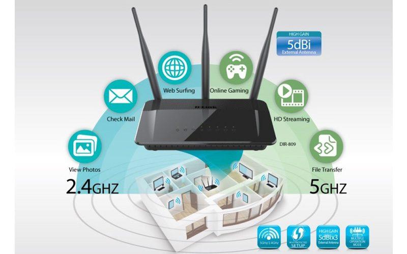 d-link dir-809 - router wifi 2 băng tần không dây ac750 chính hãng, giá tốt - hình 04