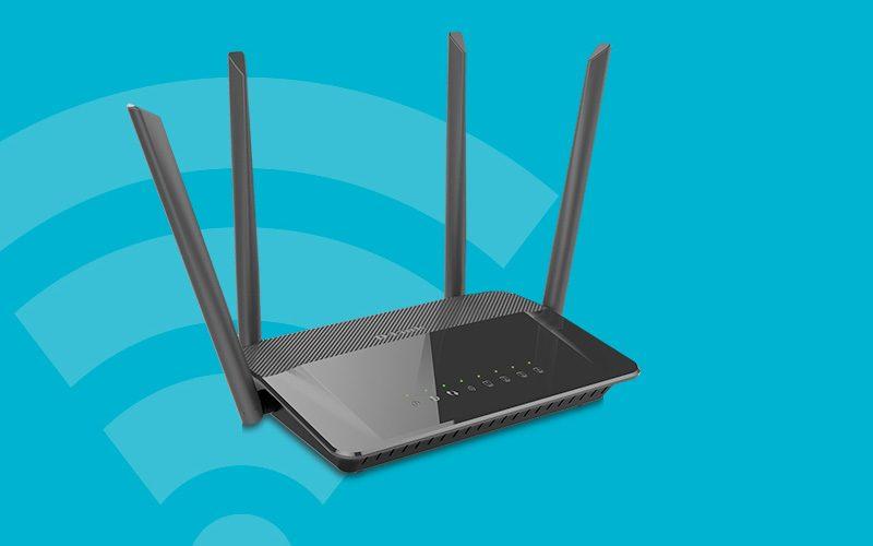 d-link dir-822 - router wifi băng tần kép không dây ac1200 chính hãng, giá tốt - hình 01