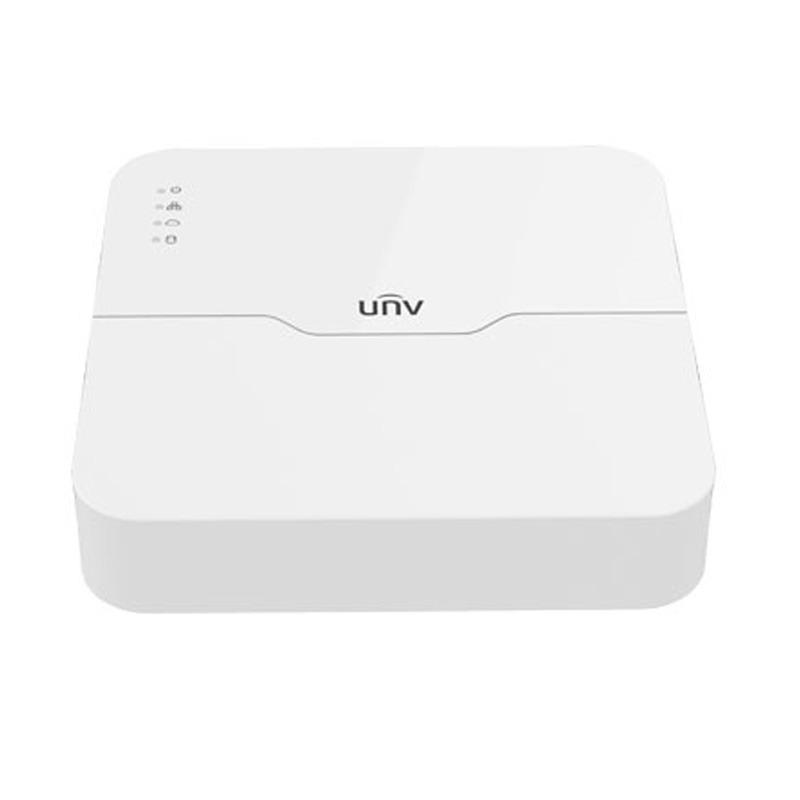 đầu ghi hình camera ip 4 kênh unv nvr301-04lb-p4 chính hãng, giá tốt