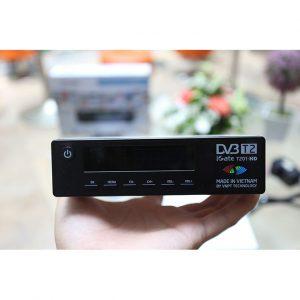 đầu thu kỹ thuật số dvb-t2 igate t201hd của vnpt technology - hình 02