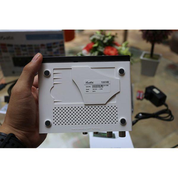 đầu thu kỹ thuật số dvb-t2 igate t201hd của vnpt technology - hình 05