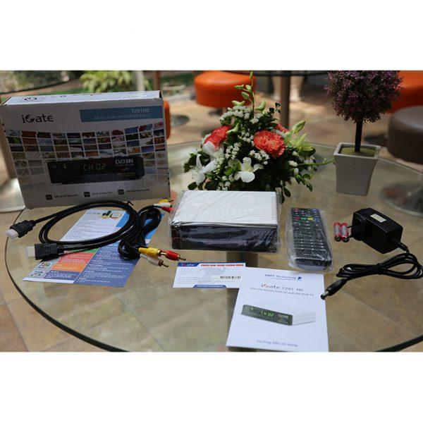 đầu thu kỹ thuật số dvb-t2 igate t201hd của vnpt technology - hình 06