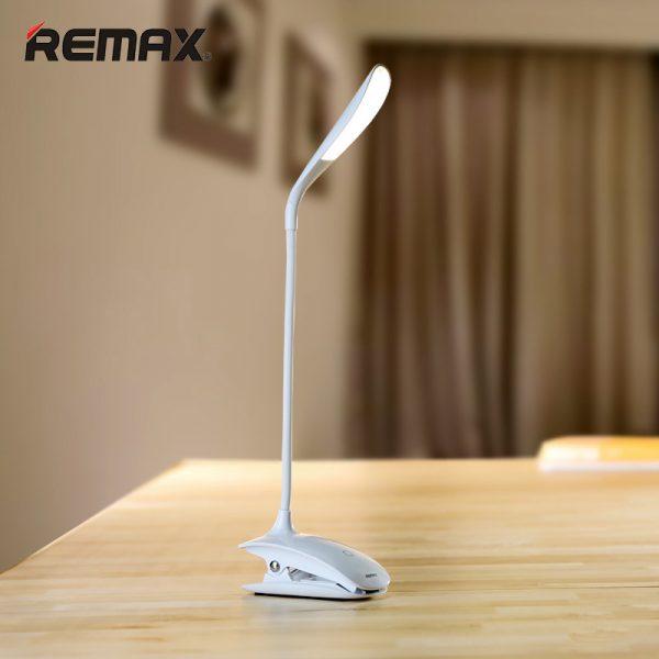 đèn led remax milk series protect light (chân kẹp) chính hãng, giá tốt