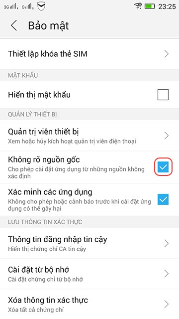 cach cai dat ung dung android ngoai ch play tu file apk