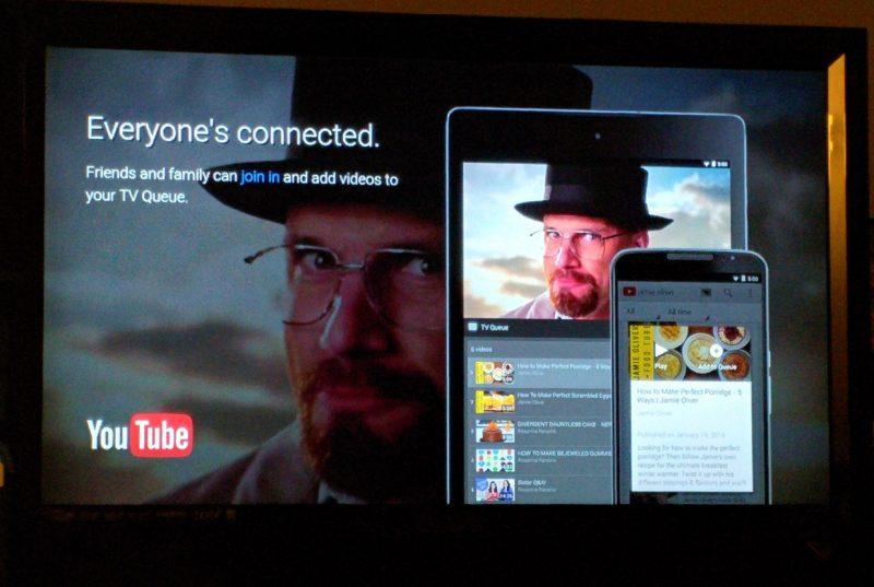 Chia sẻ ứng dụng điều khiển Youtube trên Android TV Box bằng điện thoại cực kỳ đơn giản
