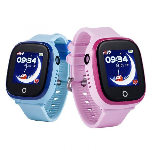 Đồng hồ định vị trẻ em Wonlex GW400X có Camera, chống nước IP67, WiFi/GPS/LBS 01