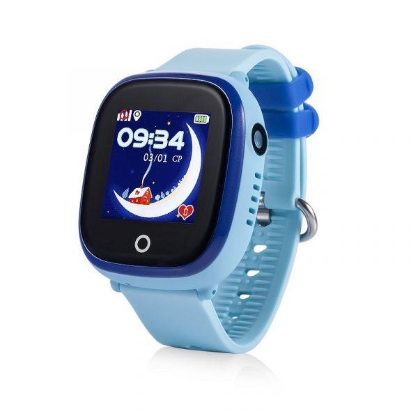 Đồng hồ định vị trẻ em Wonlex GW400X có Camera, chống nước IP67, WiFi/GPS/LBS 02