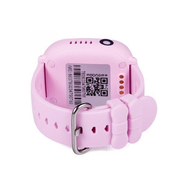 Đồng hồ định vị trẻ em Wonlex GW400X có Camera, chống nước IP67, WiFi/GPS/LBS 06