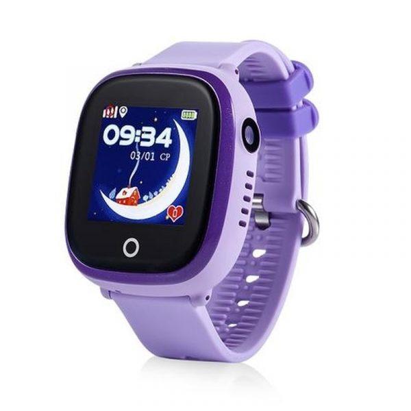 Đồng hồ định vị trẻ em Wonlex GW400X có Camera, chống nước IP67, WiFi/GPS/LBS 03
