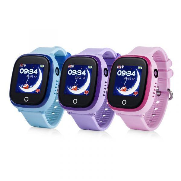 Đồng hồ định vị trẻ em Wonlex GW400X có Camera, chống nước IP67, WiFi/GPS/LBS 0