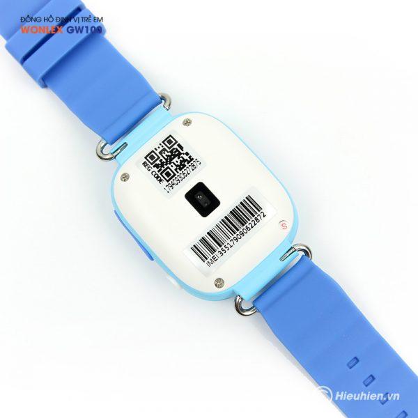 Đồng hồ định vị trẻ em Wonlex GW100, WiFi/GPS/LBS 03