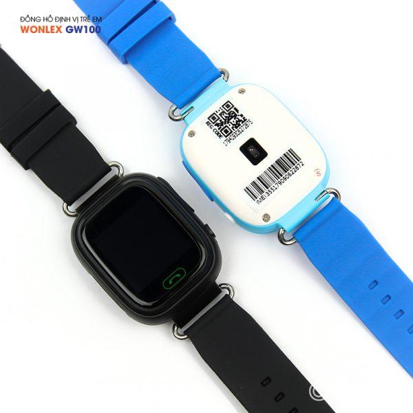 Đồng hồ định vị trẻ em Wonlex GW100, WiFi/GPS/LBS 06