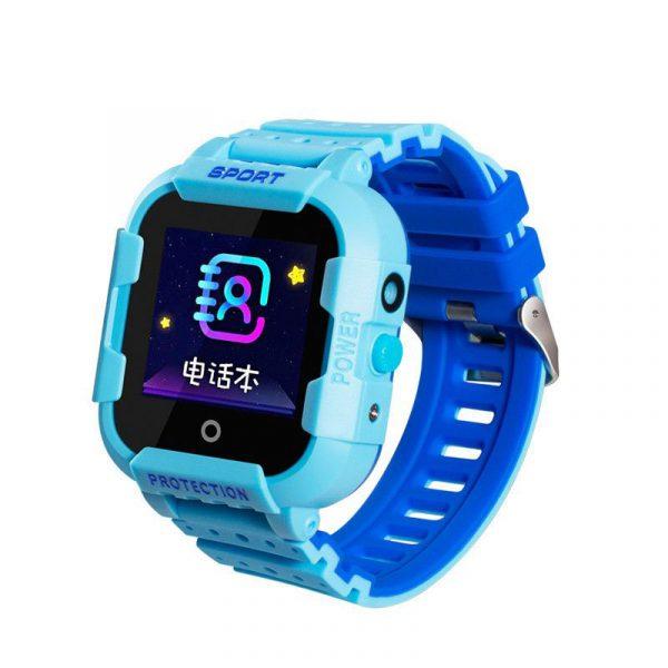 Đồng hồ định vị trẻ em Wonlex KT03 có Camera, chống nước IP67 0