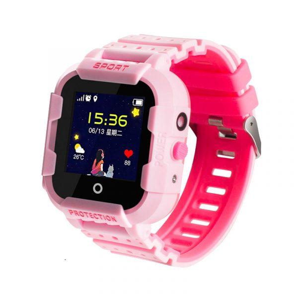 Đồng hồ định vị trẻ em Wonlex KT03 có Camera, chống nước IP67 01