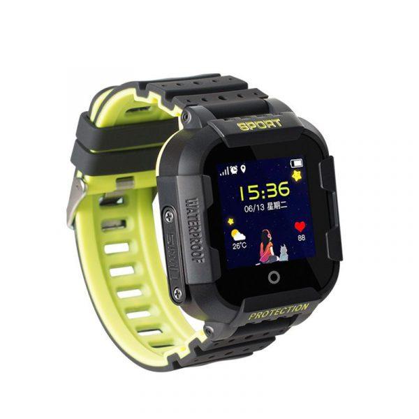Đồng hồ định vị trẻ em Wonlex KT03 có Camera, chống nước IP67 02