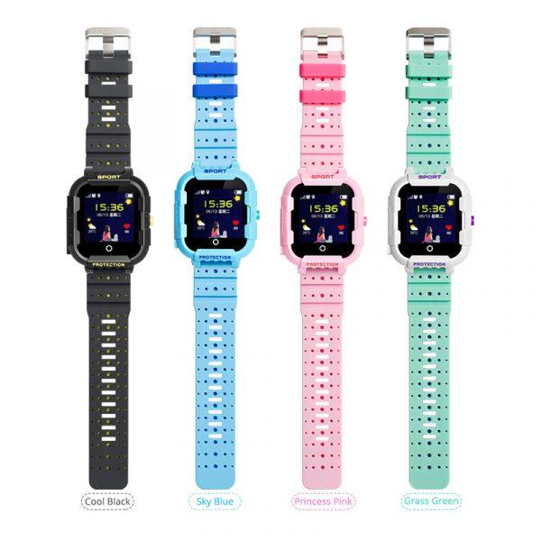 Đồng hồ định vị trẻ em Wonlex KT03 có Camera, chống nước IP67 03