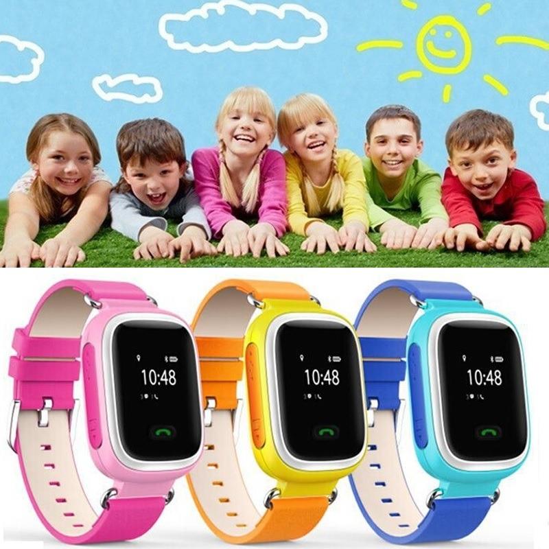 đồng hồ định vị trẻ em wonlex gw100 gps/lbs - theo dõi sức khỏe