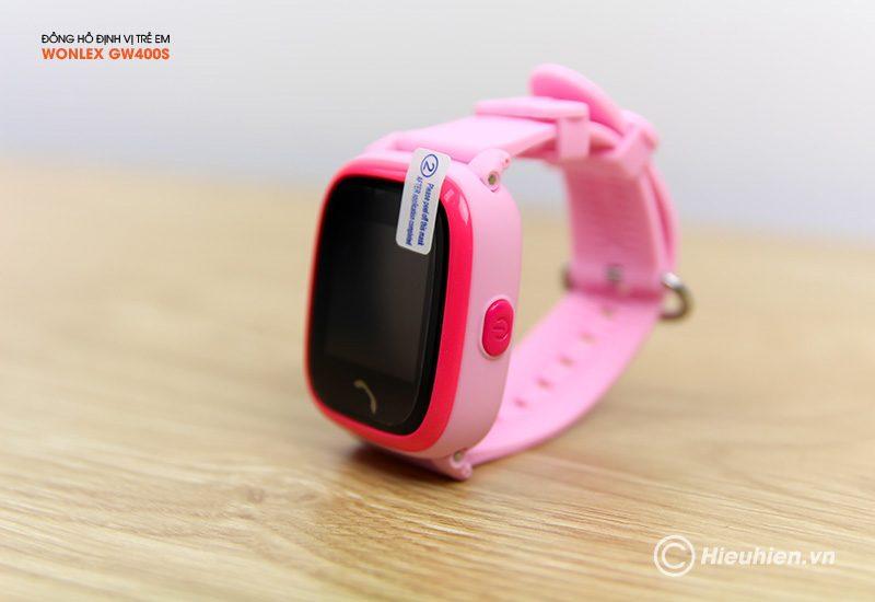 Đồng hồ định vị trẻ em Wonlex GW400S chống nước - hình 14