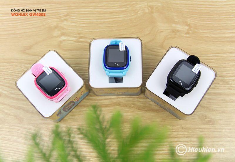 Đồng hồ định vị trẻ em Wonlex GW400S chống nước - hình 17