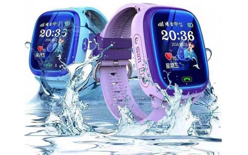 Đồng hồ định vị trẻ em Wonlex GW400S chống nước - hình 02