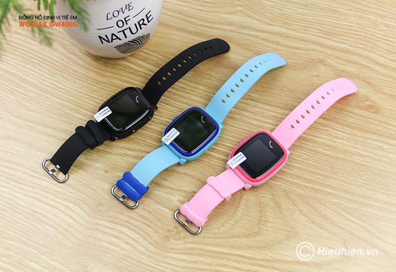 Đồng hồ định vị trẻ em Wonlex GW400S chống nước - hình 04