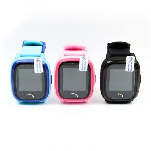 Đồng hồ định vị trẻ em Wonlex GW400S chống nước chuẩn IP67, WiFi/GPS/LBS 0