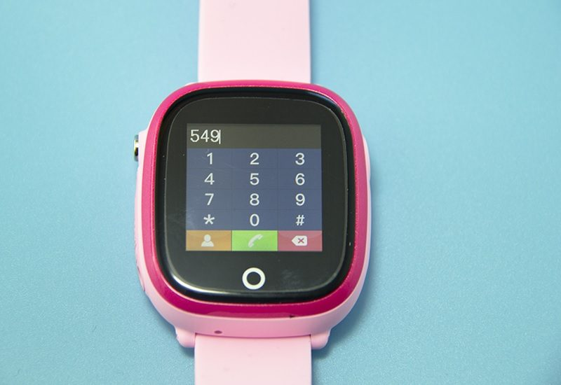 Đồng hồ định vị trẻ em Wonlex GW400X có Camera, chống nước IP67 - hình 11