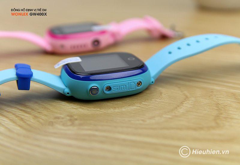 Đồng hồ định vị trẻ em Wonlex GW400X có Camera, chống nước IP67 - hình 15