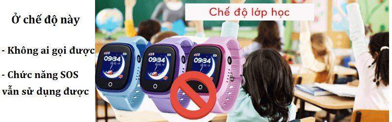 Đồng hồ định vị trẻ em Wonlex GW400X có Camera, chống nước IP67 - hình 16