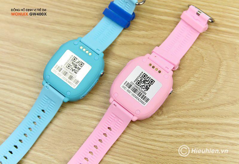 Đồng hồ định vị trẻ em Wonlex GW400X có Camera, chống nước IP67 - hình 17