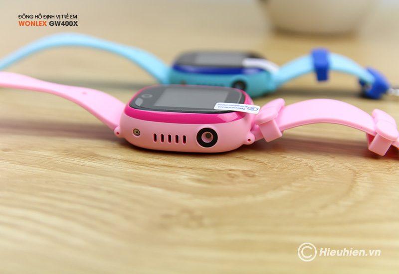Đồng hồ định vị trẻ em Wonlex GW400X có Camera, chống nước IP67 - hình 09