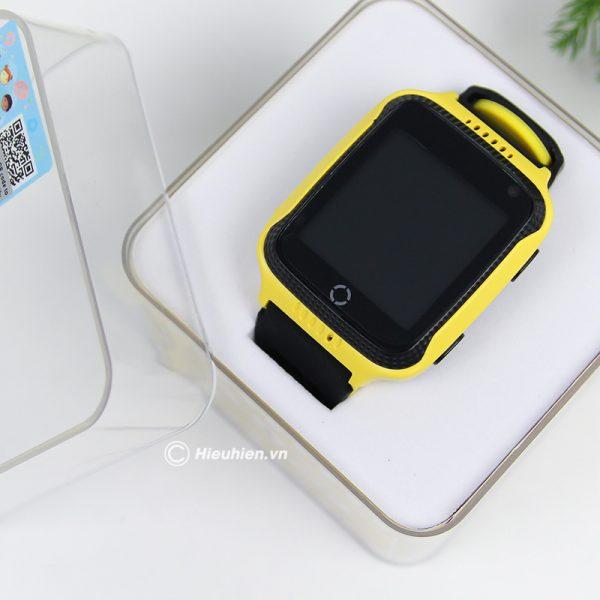 Đồng hồ định vị trẻ em Wonlex GW500S có camera GPS/LBS 03