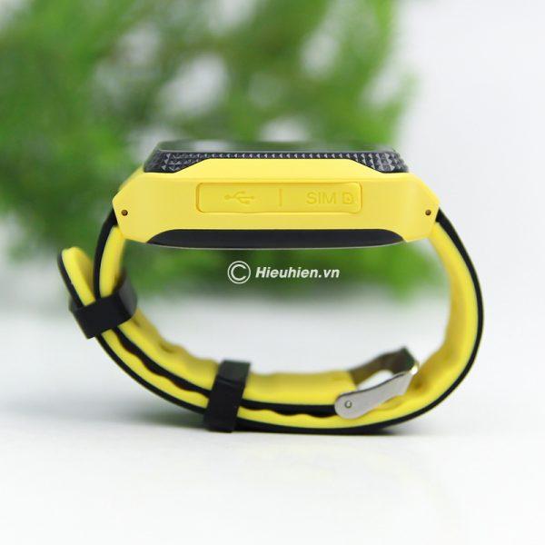Đồng hồ định vị trẻ em Wonlex GW500S có camera GPS/LBS 05