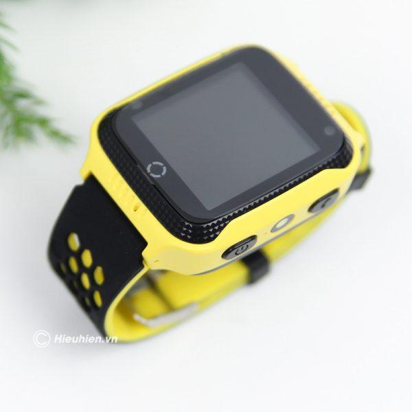 Đồng hồ định vị trẻ em Wonlex GW500S có camera GPS/LBS 06