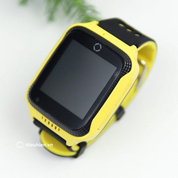 Đồng hồ định vị trẻ em Wonlex GW500S có camera GPS/LBS 08