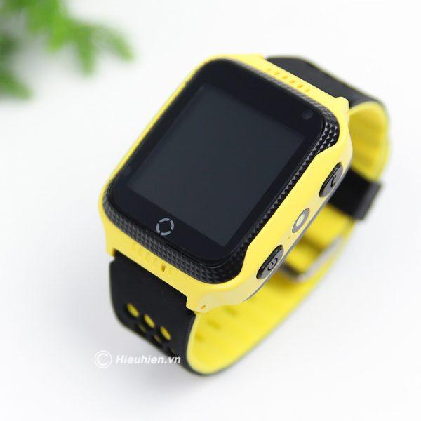 Đồng hồ định vị trẻ em Wonlex GW500S có camera GPS/LBS 09