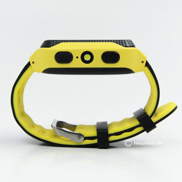 Đồng hồ định vị trẻ em Wonlex GW500S có camera GPS/LBS 10