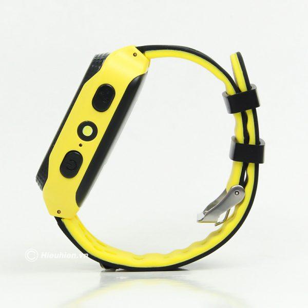 Đồng hồ định vị trẻ em Wonlex GW500S có camera GPS/LBS 11