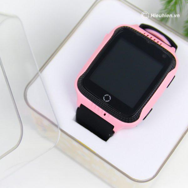 Đồng hồ định vị trẻ em Wonlex GW500S có camera GPS/LBS 12