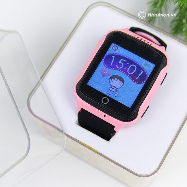 Đồng hồ định vị trẻ em Wonlex GW500S có camera GPS/LBS 13