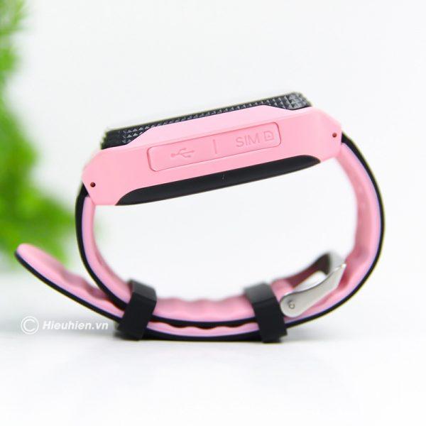 Đồng hồ định vị trẻ em Wonlex GW500S có camera GPS/LBS 14